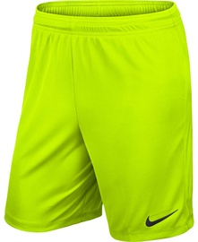 Nike Junior Shorts Park II Knit NB 725988 702 Lime M