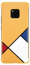 Huawei Origina Abstract Art Back Case For Huawei Mate 20 Pro Yellow