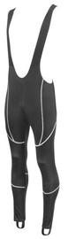 Force Z70 SoftShell Bibtights Black M
