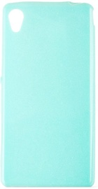 Telone Candy Shine Jelly Back Case For Sony Xperia X/X Dual Light Blue