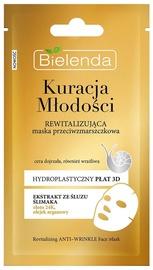Маска для лица Bielenda Youth Therapy Revitalizing Anti Wrinkle Sheet Face Mask, 1 шт.