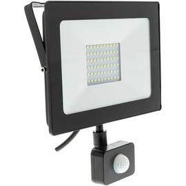 Прожектор Retlux RSL 248 LED, 50 Вт, 4000 лм, 4000 °К, IP65, черный