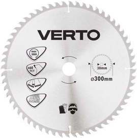 Verto Circular Saw Blade 300x30mm 60T