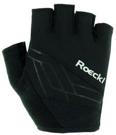 Roeckl Budapest Gloves 9.5 Black