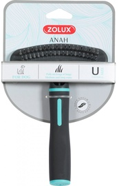 Ķemme Zolux Anah Double Row Dog Comb Universal