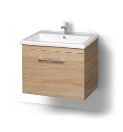 Izlietne ar skapīti vannas istabai Riva SA 60C-2 22,1kg