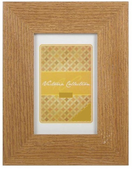 Victoria Collection Photo Frame Bravo 21x30cm Light Brown