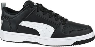 Puma Rebound LayUp SL Shoes 369866-02 Black/White 46