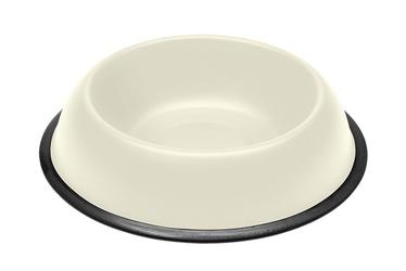 Миска для корма Ferplast Feeding Bowl Metal 0.5l White