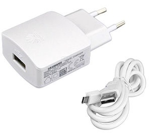 Huawei Smart Fast Charger With USB Type-C Cable White