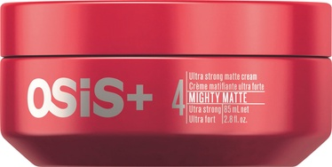Matu krēms Schwarzkopf Osis+ Magic Mighty Ultra Strong Matte, 85 ml