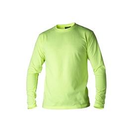 T-krekls Top Swede Men's Long Sleeve Shirt 138012-010 Light Green XXL