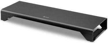 Sharkoon Monitor Stand Pure Black