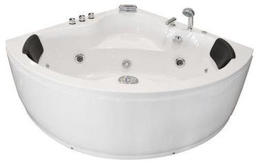 SN Bath AS1636 135x135x63cm White