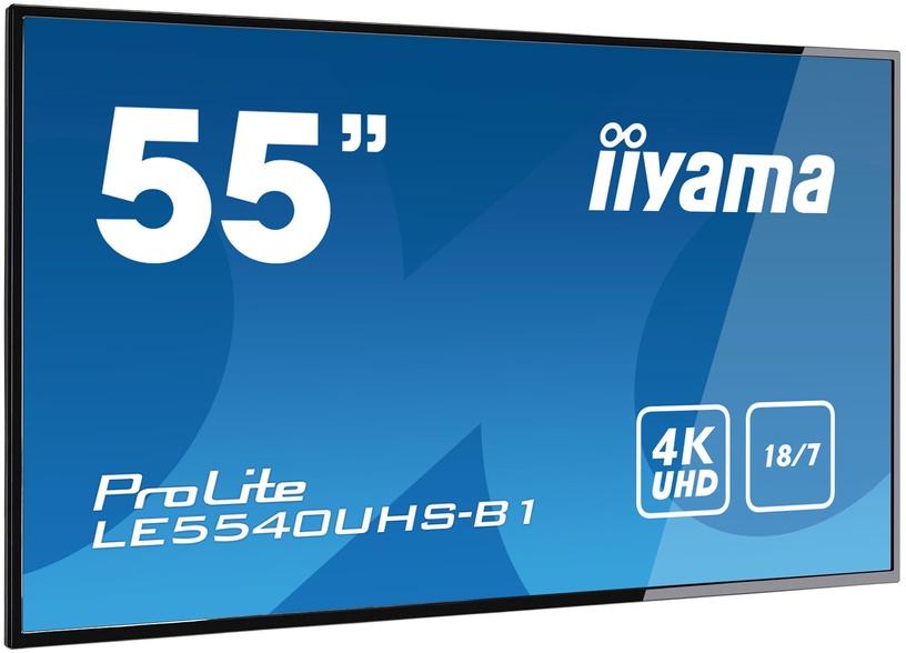 """Monitors Iiyama ProLite LE5540UHS-B1, 55"""", 8 ms"""