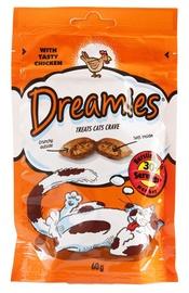 Kārumi kaķiem Dreamies, 0.06 kg