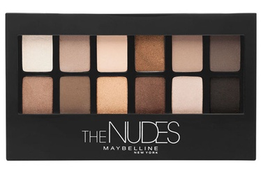 Тени для глаз Maybelline The Nudes, 9.6 г