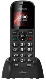 Мобильный телефон MyPhone SOHO Line H22, черный, 32MB/32MB