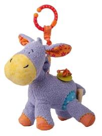 Mīkstā rotaļlieta Niny Cute Donkey Laki, 23 cm