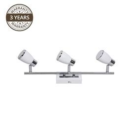 Domoletti MELINDA-3 3X50W White