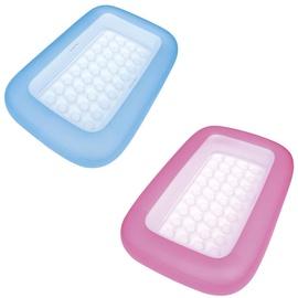 Baseins Bestway Aquababes 51115, zila/rozā, 140 l