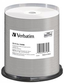 Verbatim 100x 700MB CD-R 52x 43718