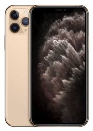 Mobilais telefons Apple iPhone 11 Pro Gold, 512 GB