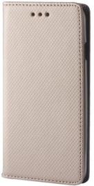 Mocco Smart Magnet Book Case For Samsung Galaxy J3 J330 Gold