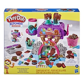 Rotaļlieta plastilīns, Konfekšu kompl. Play-Doh E9844