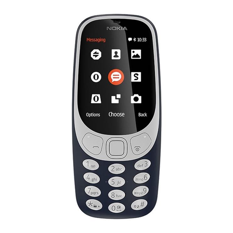 Nokia 3310 Dual Dark Blue