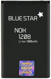 BlueStar Battery For Nokia 1100/1200 1100mAh
