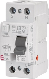 Relejs Eti EFI-P2 / 002061210, 240 V