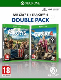 Far Cry 4 and Far Cry 5 Double Pack Xbox One