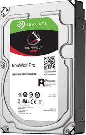 NAS cietais disks Seagate IronWolf Pro 12TB 7200RPM 256MB SATAIII ST12000NE0008