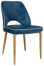 Ēdamistabas krēsls Signal Meble Verdi Blue