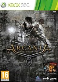 Xbox 360 spēle Arcania: The Complete Tale Xbox 360
