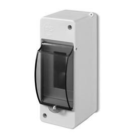 Panelis Elektroplast 2302-01, 53 mm, IP30, 2 mod