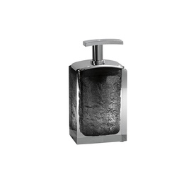 Gedy Antares Soap Dispenser Gray 0.28 l