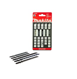 Makita A-86898 Jigsaw Blade Set 5pcs
