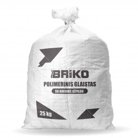 Шпаклевка Briko Putty With Chalk Filling White 25kg