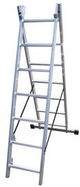 Besk Aluminium Ladder 2x7