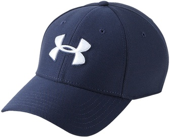 Under Armour Cap Men's Blitzing 3.0 1305036-410 Navy Blue M/L