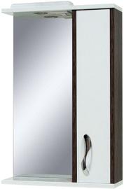 Sanservis Sirius-55 Cabinet with Mirror Vintage 55x87x17cm