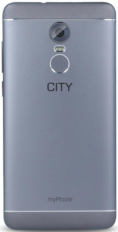 Mobilais telefons MyPhone City Silver Sky, 16 GB