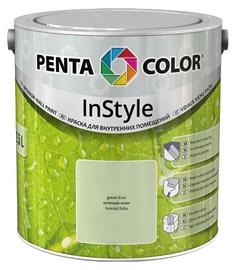Krāsa Pentacolor in style gaiši zaļa 2,5l