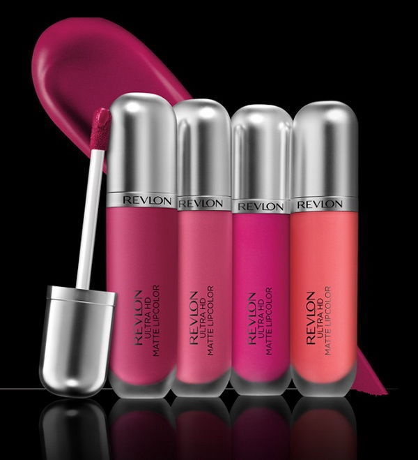 Губная помада Revlon Ultra HD Matte Lipcolor 820, 5.9 мл
