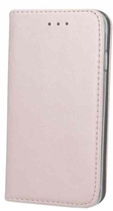Mocco Smart Magnetic Book Case For Huawei Y5/Y5 Prime 2018 Rose Gold