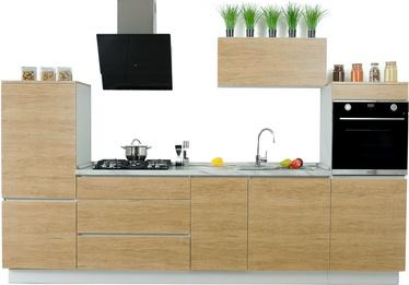 Virtuves komplekts MN Claus Wood, 3.2 m