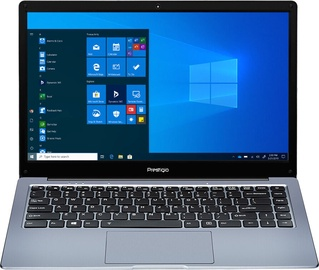 Ноутбук Prestigio Smartbook 133 C4 PSB133C04CGP_DG, AMD A4-Series A4-9120e (1 MB Cache, 1.5 GHz), 4 GB, 64 GB, 14.1 ″