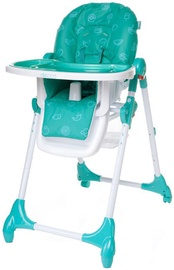 Стульчик для кормления 4Baby Decco Turquoise